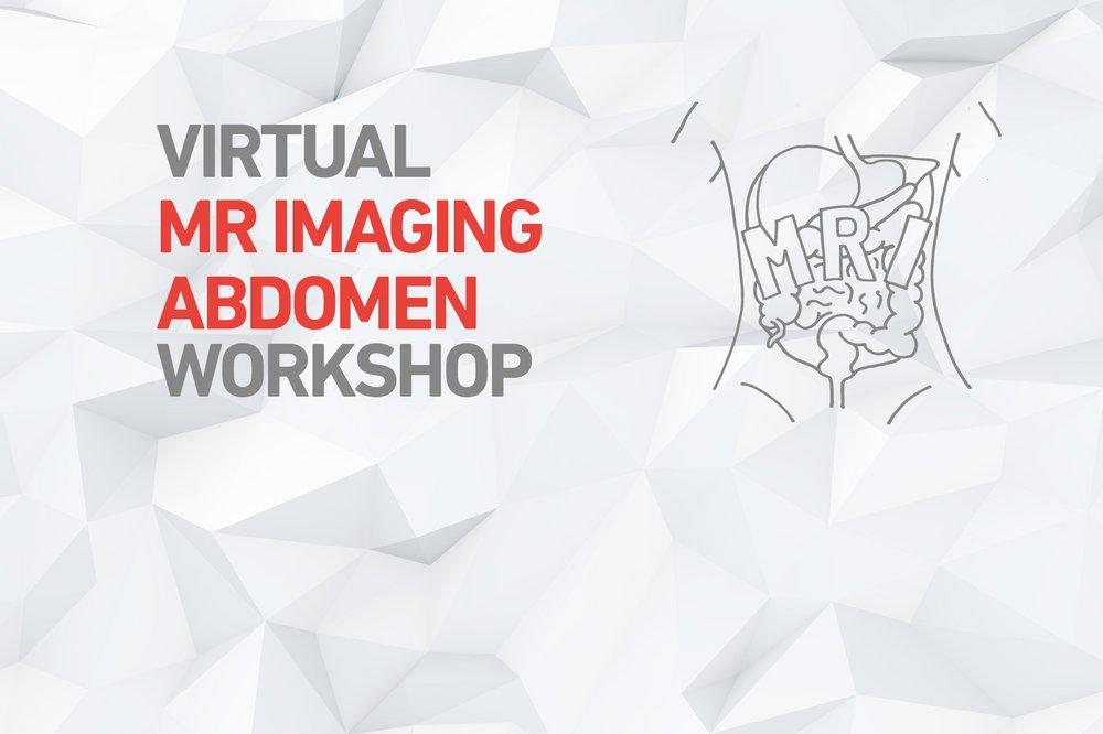 Virtual MR Imaging of the Abdomen Workshop 2021